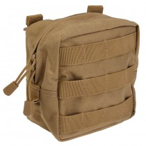 5.11 6.6 Padded Utility Pouch - Dark Earth