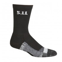 5.11 Level I 6 Inch Socks - Black