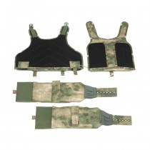 Warrior RICAS Compact Base Carrier - A-TACS FG 3