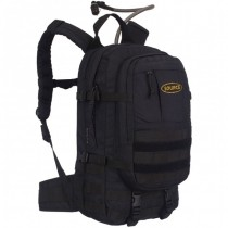 SOURCE Assault 20L Hydration Cargo Pack - Black