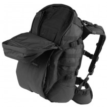 SOURCE Double D 45L Hydration Cargo Pack - Black 3