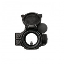VORTEX StrikeFire II Bright Red Dot & Lower 1/3 Co-Witness Cantilever Mount 2