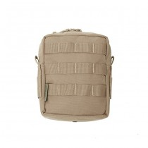 Warrior Medium Utility Pouch - Coyote