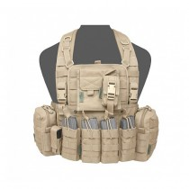 Warrior 901 Chest Rig - Coyote 2