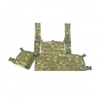 Warrior 901 Chest Rig - A-TACS FG