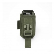 Warrior Compass Pouch - Olive 2