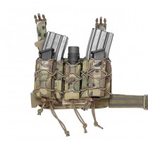 Warrior Sabre Leg Rig MK1 - Multicam