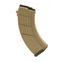 IMI Defense AK47 7.62x39 30 Round Magazine - Tan