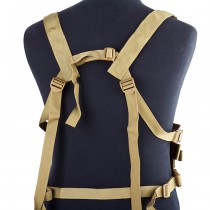 High Speed Gear AO Small Chest Rig - Coyote 1