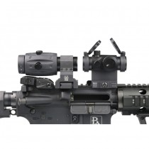 GG&G Flip To Side Magnifier Mount 1