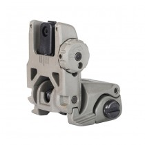 Magpul MBUS GEN2 Rear Back Up Sight - Grey