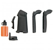 Magpul MIAD AR10 Gen 1.1 Grip Kit Type 2 - Black