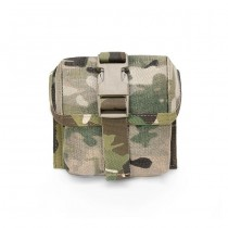 Warrior .338 Cal Single Magazine Pouch - Multicam