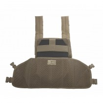 Warrior Gladiator Chest Rig - Coyote 2