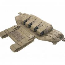 Warrior Gladiator Chest Rig - Coyote 4