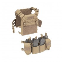 Warrior Pathfinder Chest Rig - A-Tacs FG 1