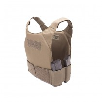 Warrior Covert Plate Carrier - Coyote 1