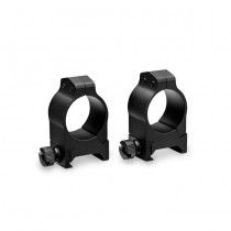 VORTEX Viper 1 Inch Riflescope Rings - Medium