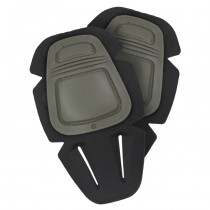 Crye Precision AirFlex Combat Knee Pad Set - Olive