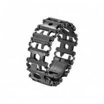 Leatherman Tread Travel Friendly Multi-Tool Bracelet - Black