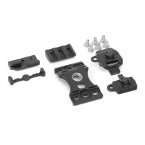 Unity Tactical KNUCKL Helmet Mount - Black