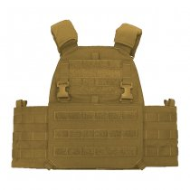 Mayflower Assault Plate Carrier S/M & S Cummerbund - Coyote