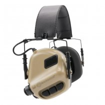 Earmor M31 MOD3 Hearing Protection Ear-Muff - Coyote Tan