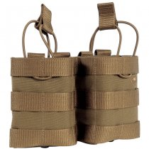 Tasmanian Tiger 2 Single Magazine Pouch Bungee HK417 - Coyote
