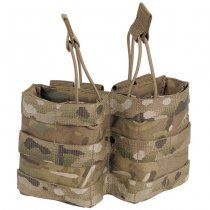 Tasmanian Tiger 2 Single Magazine Pouch Bungee HK417 - Multicam