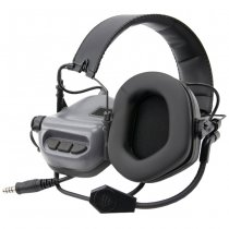 Earmor M32 MOD3 Tactical Hearing Protection Ear-Muff - Grey