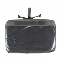 First Tactical 9 x 6 Velcro Pouch - Asphalt
