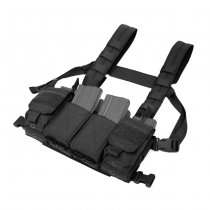 Warrior Pathfinder Chest Rig - Black