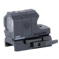 Aimpoint NANO Red Dot Sight & 22mm QD Mount