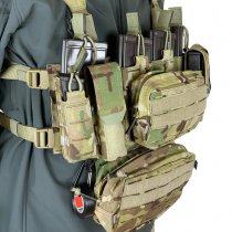 Pitchfork MCR Modular Chest Rig Complete Set - Black