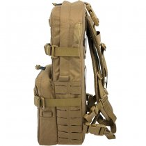 Pitchfork Medium Cargo & Hydration Pack - Coyote
