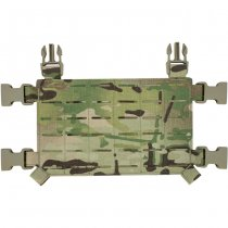 Pitchfork MPC Modular Plate Carrier Front Panel - Multicam