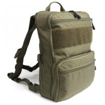Haley Strategic FLATPACK Plus - Ranger Green