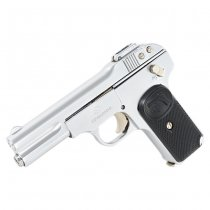 Blackcat Mini Model Gun FN1900 - Silver