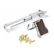 Blackcat Mini Model Gun DE .50 - Silver