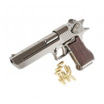 Blackcat Mini Model Gun DE .50 - Dark Chrome
