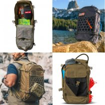 5.11 AMP12 Backpack 25L - Tungsten