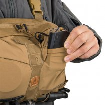 Helikon Chest Pack Numbat - Adaptive Green