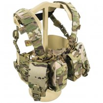 Direct Action Hurricane Hybrid Chest Rig - Multicam