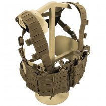 Direct Action Tempest Chest Rig - Coyote Brown