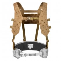 Direct Action Mosquito H-Harness - Coyote Brown