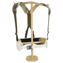 Direct Action Mosquito Y-Harness - Adaptive Green