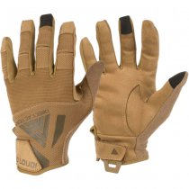 Direct Action Hard Gloves - Coyote Brown S