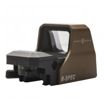 Sightmark Ultra Shot R-Spec Reflex Sight - Dark Earth