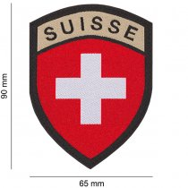 Clawgear Suisse Patch - Color