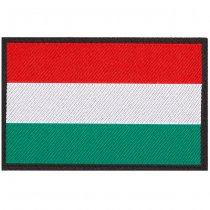 Clawgear Hungary Flag Patch - Color